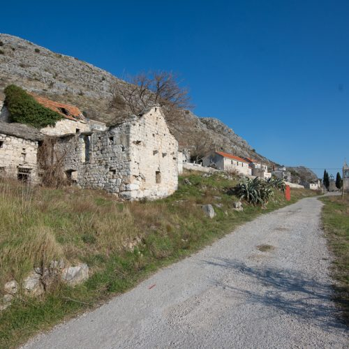 Old village Podstrana